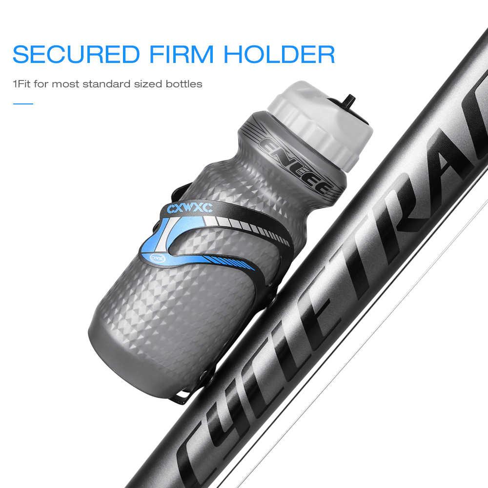 Fahrrad Wasser Flasche Halter Käfig Leichte Aluminium Legierung MTB Rennrad Wasser Flasche Käfig Fahrrad Rahmen Schraube Montieren Tasse Halter