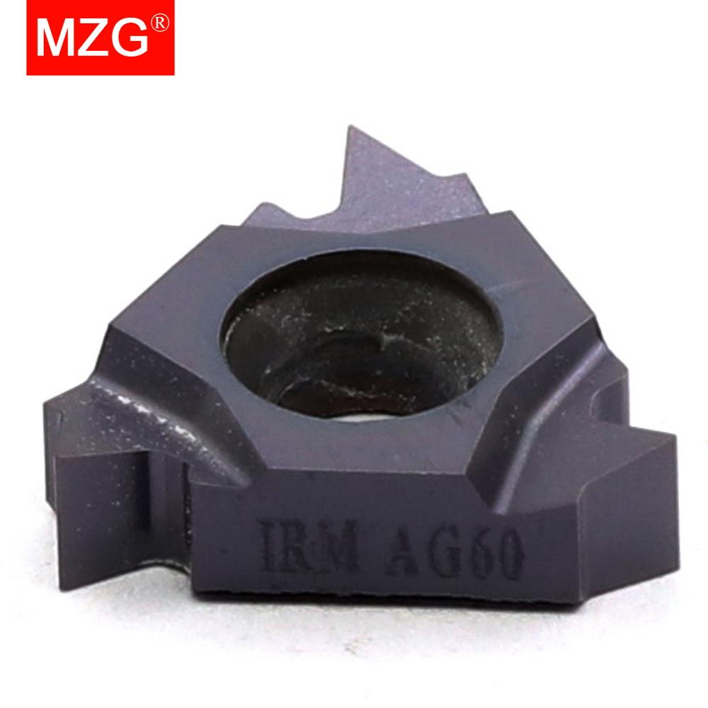 MZG 16IRMAG55 ZM860 ISO Carbide Thread Inserts for CNC Internal Stainless Steel Turning Threading Tools Holder
