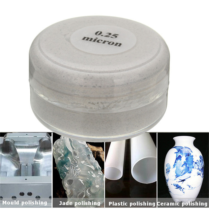 1Pc 0.25 Micron Diamond Polishing Lapping Paste Compound 20 Gram Lapping Paste For Metal Grinding Jewellery And Gemstone