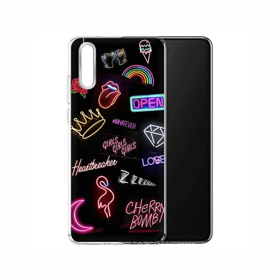 Funda de teléfono móvil para Huawei Honor 7A 7C 7X 6A 8 8X 8C 9 9X View 20 Note 10 Lite funda película It Losers' Club PROTECCIÓN DE amante