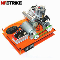 Level 15 100 500v High Pressure Methanol Engine Electric Generator Model Building Accessories (Don't Need Assembly)