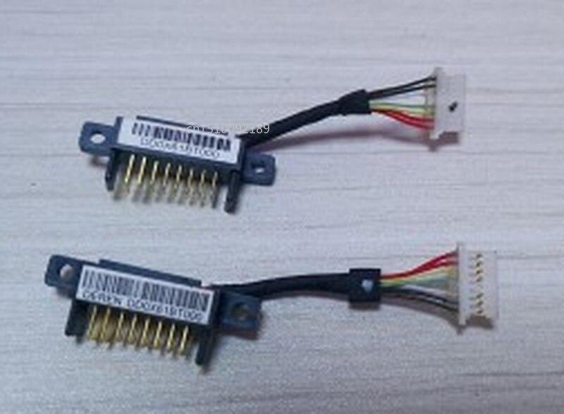 Free Shipping For HP Probook 430 G3 Original Laptop Battery Interface Battery Adapter DD0X61BT000