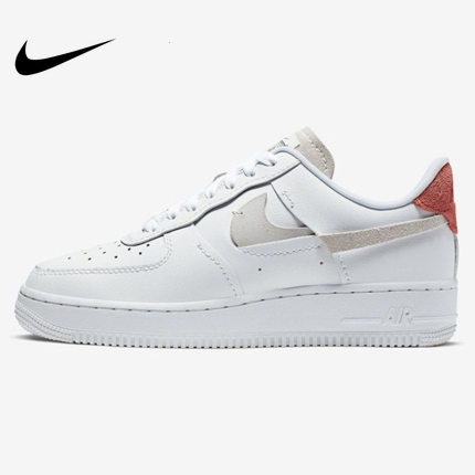 Original NIKE Air Force AF1 <font><b>Skateboarding</b></font> <font><b>Shoes</b></font> 898889-103 Men Women Lightweight Comfortable <font><b>Unisex</b></font> Sneakers 2019 New Arrival image