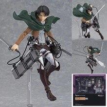 2021 anime ataque em titã figura levi batalha danos boneca pvc levi eren jaeger mikasa ackerman figura boneca de brinquedo presente natal