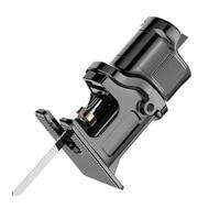 Tragbare Säbelsäge Adapter, Elektrische Bohrer Zu Elektrische Säge für Holz Metall Schneiden Werkzeug mit Sägeblatt
