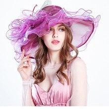 sombrero boda RETRO VINTAGE