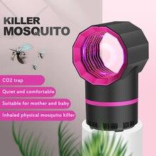 цена Mosquito Repeller USB Mosquito Killer LED Light Electronics Killing Pest Trap Led Lamp Killing Pest Reject Lights Pest Reject онлайн в 2017 году