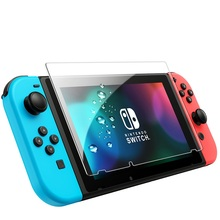 9H Tempered Glass For Nintendo Switch Screen Protector NS Accessories Protection