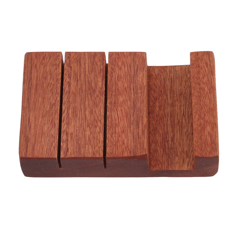 Kitchen Wooden Knife Holder Solid Wood Multifunctional Durable  Storage Rack Tool Holder Knife Block Stand Kitchen Accessories