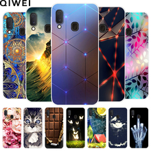 5.8' For Samsung Galaxy A20e Case 2019 Fashion Slim Silicone