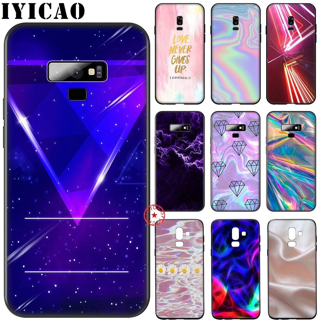 Pastel metálico Tumblr lindo amor celular suave funda de silicona para  Samsung Galaxy A70S A20E A2 J4 J6 Core Plus Prime J7 Duo J8|Fundas  ajustadas| - AliExpress
