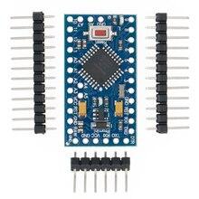 100 шт. ATMEGA328P Pro Mini 328 Mini ATMEGA328 5 В/16 МГц 3,3 В/8 МГц для arduino