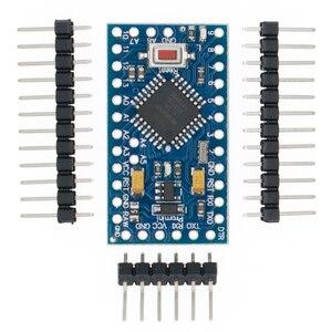 Image 1 - 100 sztuk ATMEGA328P Pro Mini 328 Mini ATMEGA328 5V/16MHz 3.3V/8MHz dla arduino
