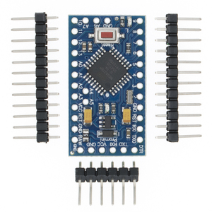Image 1 - 100pcs ATMEGA328P פרו מיני 328 מיני ATMEGA328 5V/16MHz 3.3V/8MHz לarduino