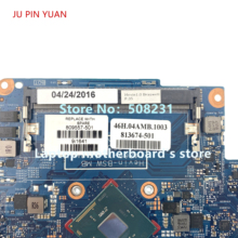 JU PIN YUAN 809557-501 809557-001 For HP Pavilion X360 11T-K 11-K 110 Series Laptop Motherboard with N3700 100% fully Tested