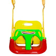3 in 1 Multifunctional Baby Swing Basket Outdoor Hanging Toy for Child
