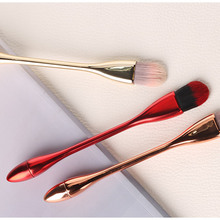 Foundation brushes soft silicone face mask mud crafts base mix Facial makeup brushes for skin care Facial care tool Woman+DHL
