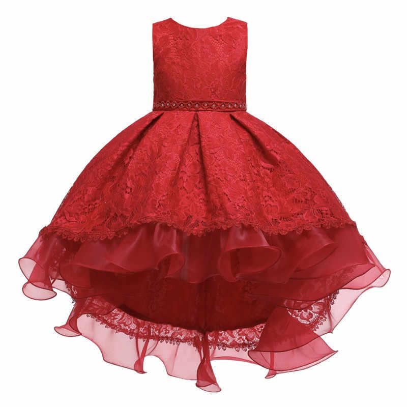 בנות שמלת פורמליות אלגנטית נסיכת שמלת ילדים שמלות בנות תלבושות שושבינה חתונה מסיבת ילדי בגדי 4 12 14 שנה