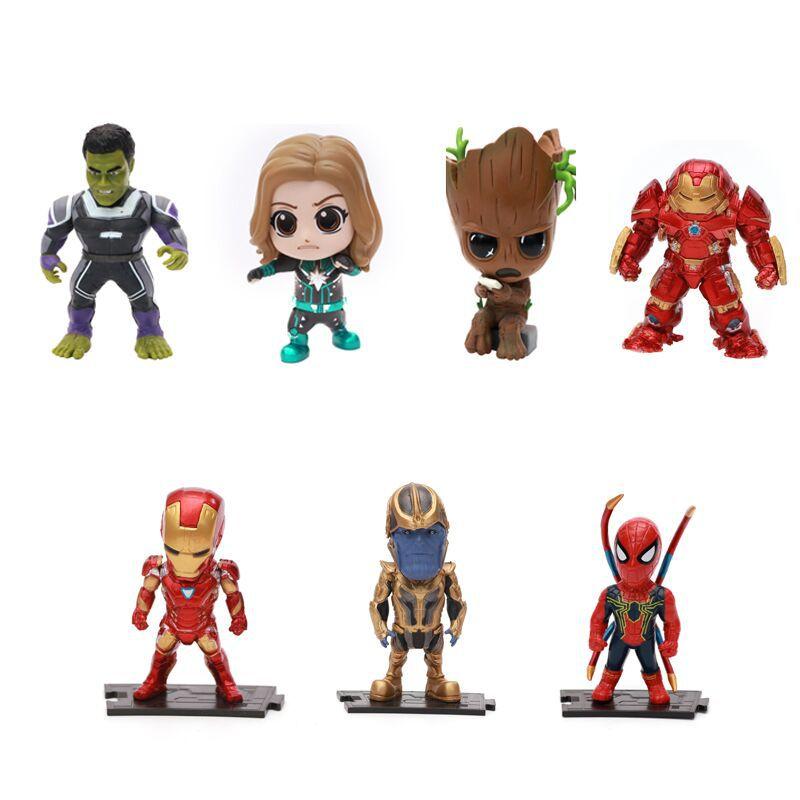 avengers-endgame-iron-man-captain-font-b-marvel-b-font-spiderman-hulk-thanos-hulkbuster-pvc-action-figure-collectible-model-anime-toys-doll
