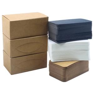 100 Sheets/pack Flashcard Memo