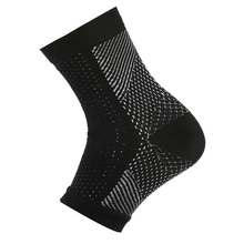 1 Pcs Nylon Compression Socks Infused Magnetic Foot Support