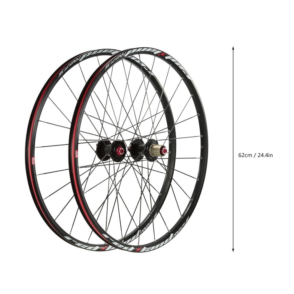 Ensemble de roues de vélo ultra-léger 27.5