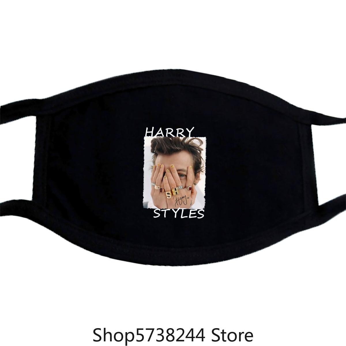 Harry Style Signature Mask