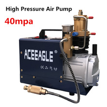 Электрический воздушный компрессор высокого давления