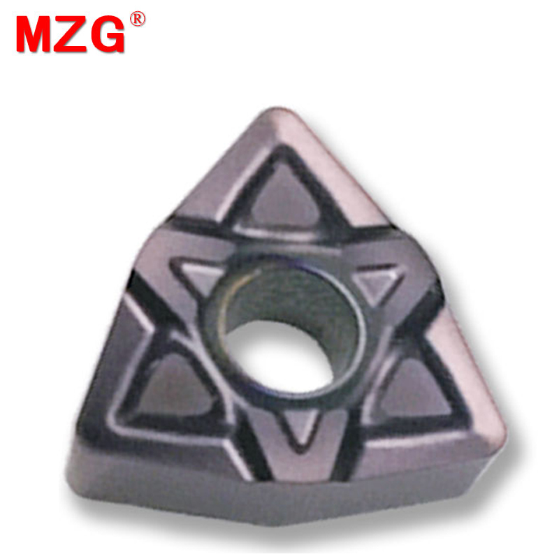 MZG WNMG 080404 060408 MF ZP1521 Stainless Steel  Machining Turning Boring CNC Lathe Tools Tungste Carbide Inserts For WWLN MWLN