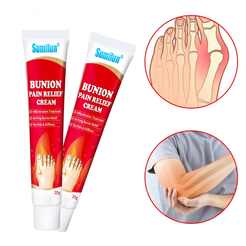 Bunion Pain Relief Cream