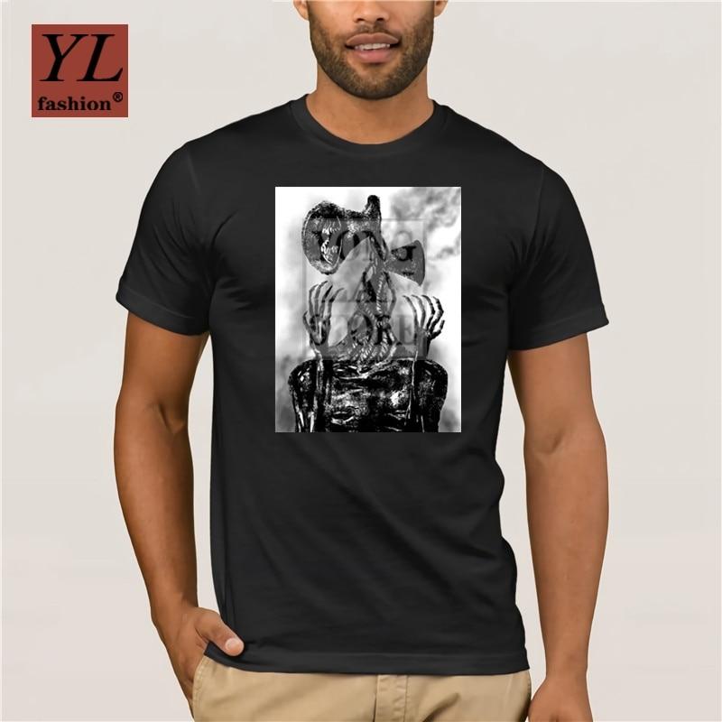 2020 Summer Fashion Street Short Sleeve T Shirt Sirenhead T Shirt