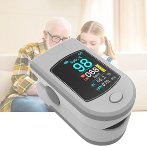 Image 3 - Bluetooth Fingertip Pulse Oximeter Heart Rate Blood Oxygen Saturation Monitor R9UC