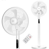 Ev Aletleri'ten Fanlar'de Deerma yer vantilatörü DC frekans dönüşüm Fan APP kontrol ev soğutucu zemin ayakta Fan klima doğal rüzgar