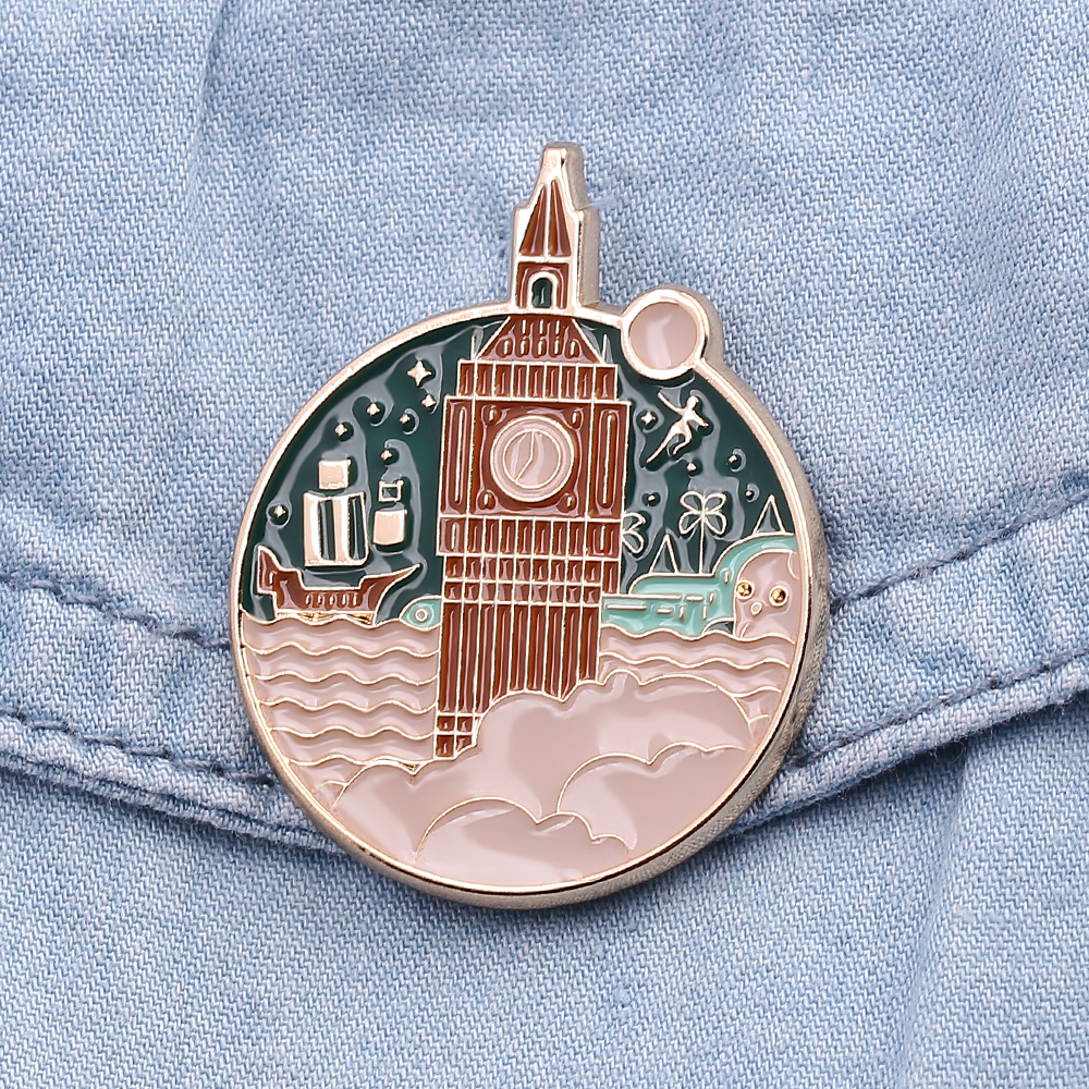 Collectible Enamel Pin Up Girl Lapel Pin Hat Pin Shirt Pin Angel
