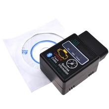 Bluetooth OBDII ELM327 car diagnostic scan tool engine fault code reader auto parts