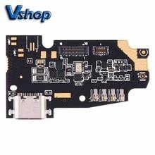 מקורי Ulefone כוח 5 טעינת יציאת לוח עבור Ulefone כוח 5 נייד טלפון להגמיש כבלי החלפת חלקי USB מטען לוח