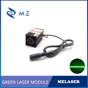 Image 2 - 520nm mit Dünnen Strahl 300mw 500mw 1w Grüne Linie Laser Modul Für Room Escape/Labyrinth requisiten /Bar Dance Lampe