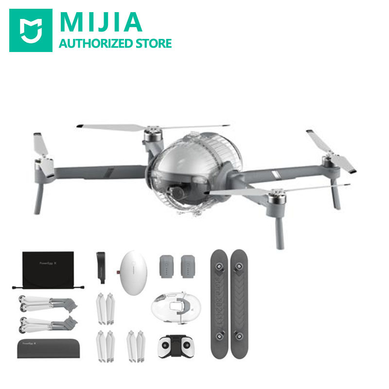 2020 Summer <font><b>Xiaomi</b></font> PowerEggX Professional <font><b>Camera</b></font> Drone <font><b>4K</b></font> AI Smart Tracking Three-Axis <font><b>Gimbal</b></font> Stabilizer Waterproof Bag image