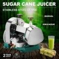 Сахарного Тростника Соковыжималка сахарного тростника Измельчить пресс машина чугуна соковыжималка маховик