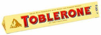 tobl erone, tavola-cioccolato, confezione da 5(5x 100G)