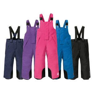 Image 2 - Dollplus 2020 Children Snow Skiing Pants Outdoor Warm Snowboarding Trousers Waterproof Breathable Winter Ski Pant for Girl Boy