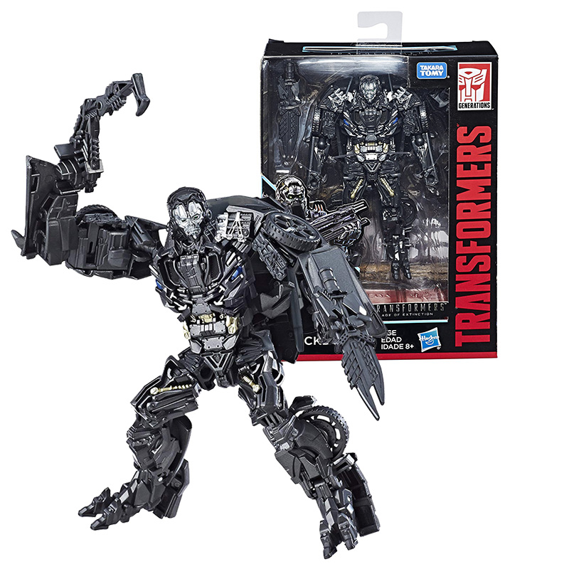 Transformers Action Figures Kids Toys LOCKDOWN Metal Vehicle Robots New