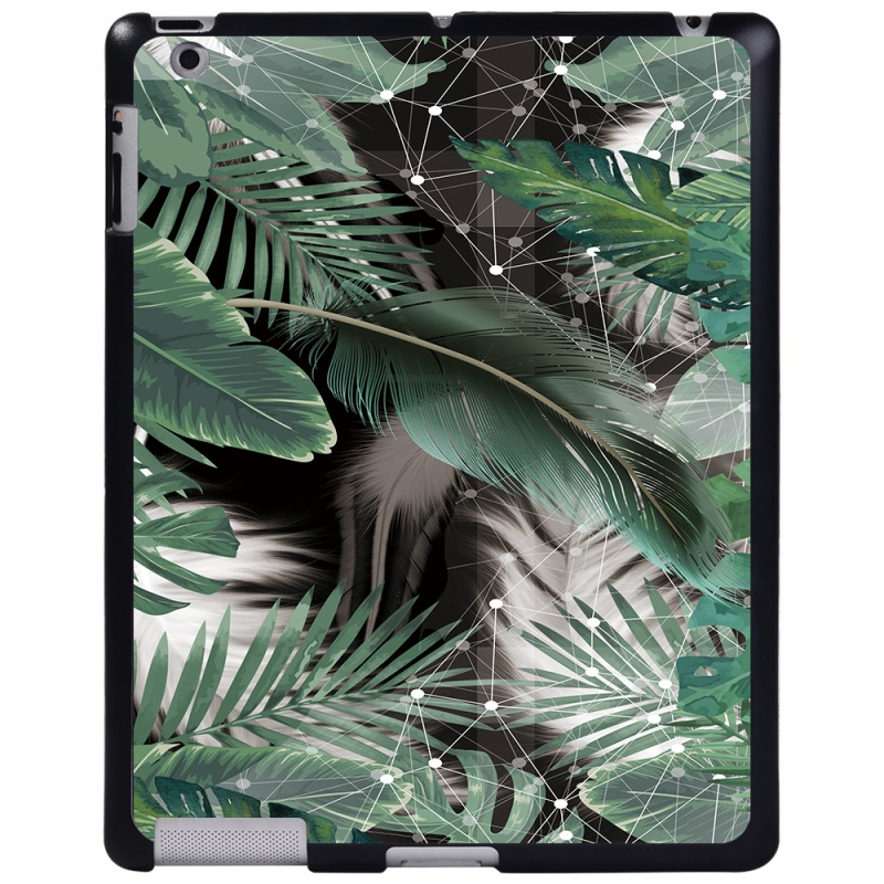 green and leaf Color Changing For Apple iPad 8 10 2 2020 8th 8 Generation A2428 A2429 tablet PC Plastic Printed