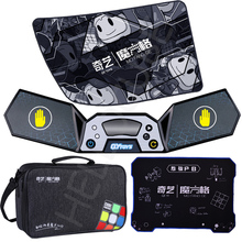 QiYi Speeding timer Competition timer training player one mat bag Puzzle magic cube Magico Cubo WCA Speed Cube Puzzle Kids Toys