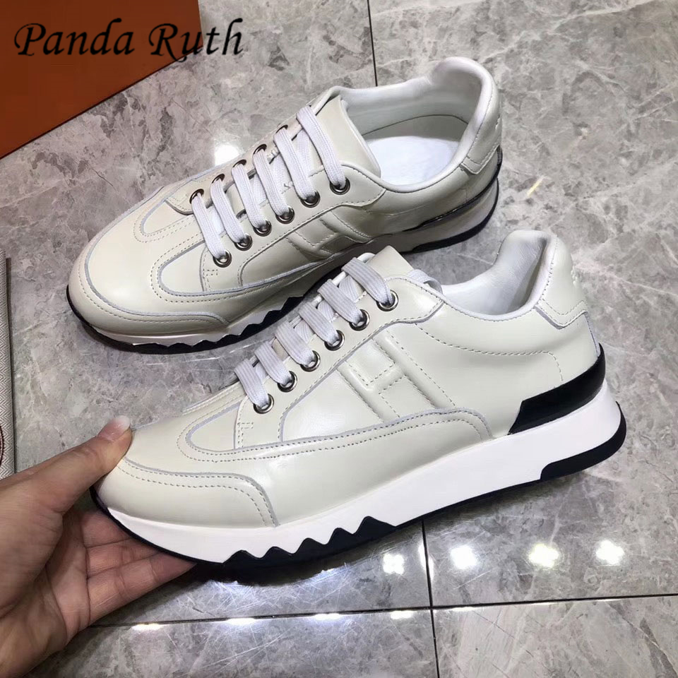 New Women Girls Lace Up Round Toe Hollow Platform  Shoes Low Cut Sneaker LG