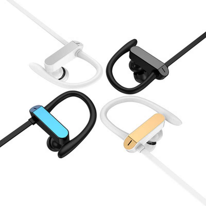مكافحة الإفلات سماعة أذن تستخدم عند ممارسة الرياضة سماعات سوبر باس تشغيل الموسيقى HD ايفي سماعة ل الهواتف المحمولة و PC 3.5 مللي متر جاك