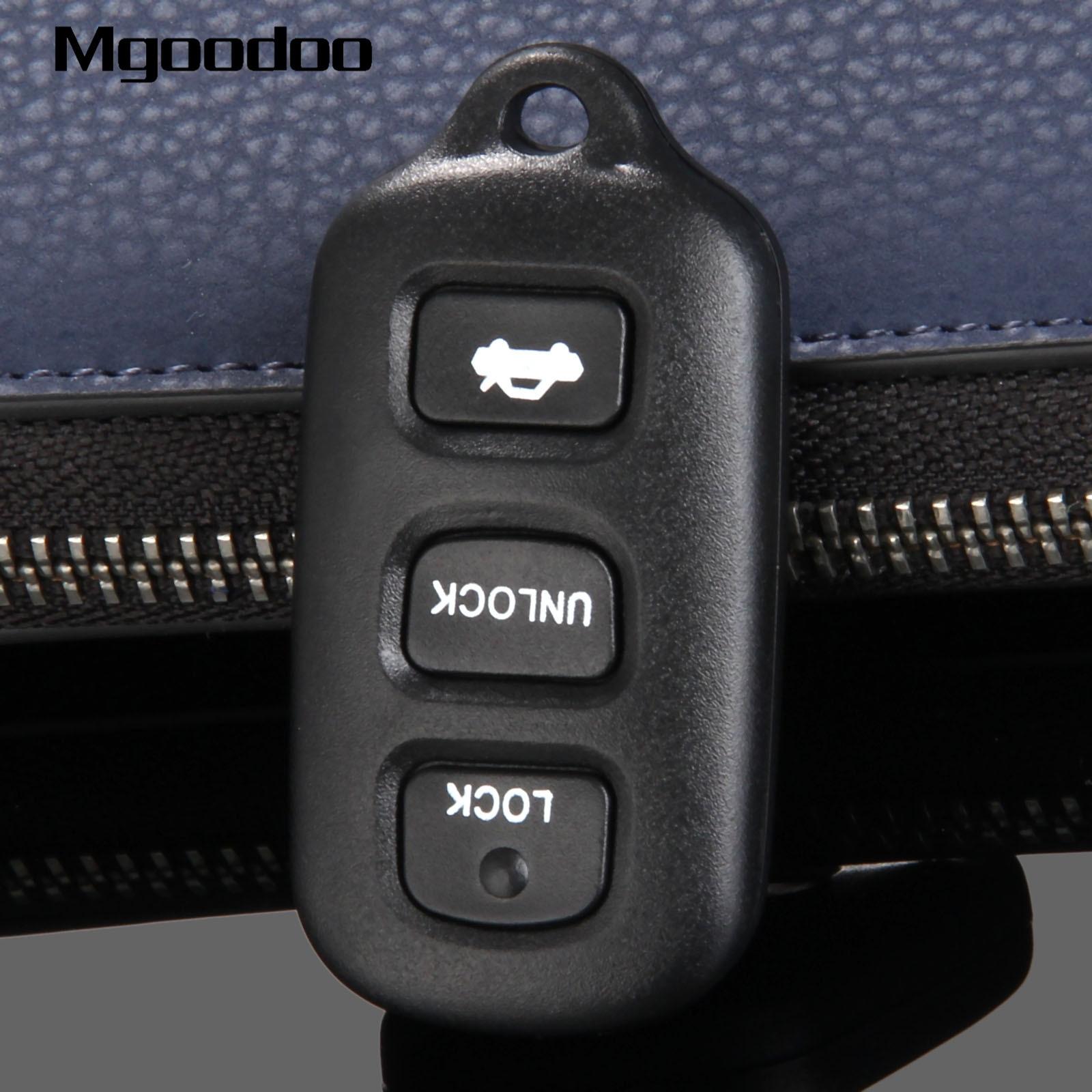 4 Buttons Car Remote Key Shell Case Key Fob Cover for Toyota Avalon Lexus SC400 ES300 LS400 SC300