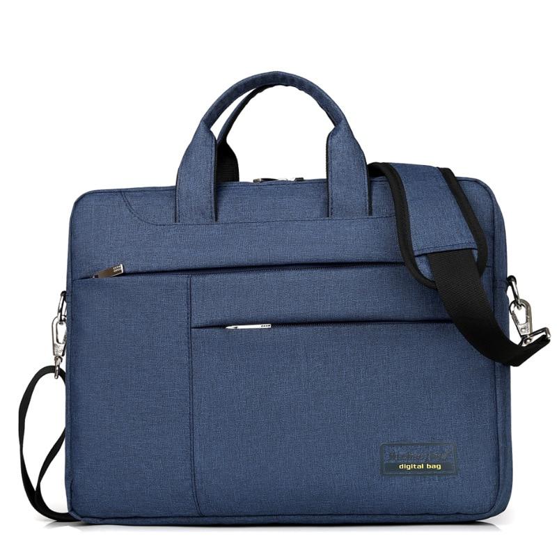 Men Business Briefcase Brand Waterproof 15 Inch Computer Bag Woman Briefcase Handbag Large Capacity Men Bag 2020 Bolso Hombre