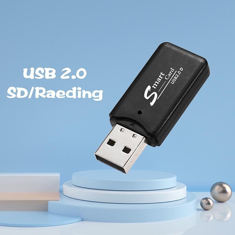 SD Card Reader USB 3.0  Micro USB Card Reader Lector SD Memory Card Reader For SD TF USB  Cardreader