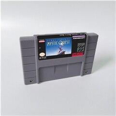 "Image 5 - סופי משחק פנטזיה מיסטיק Quest או II III IV V VI 1 2 3 4 5 6   RPG משחק כרטיס בארה""ב גרסת אנגלית שפה סוללה לחסוך"